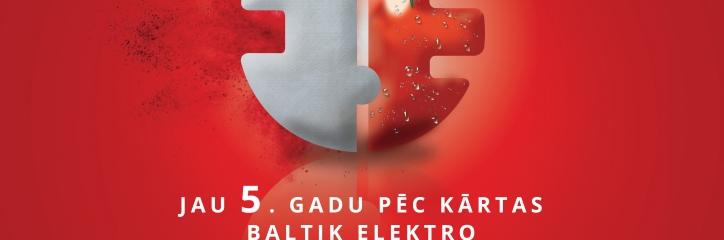 Baltik Elektro izstāde 2019